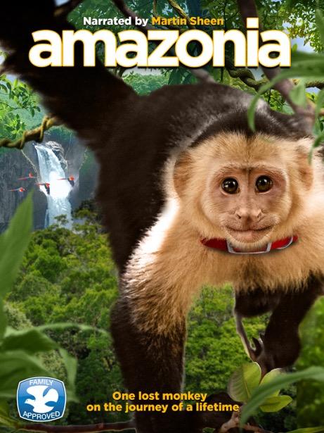 Amazônia Torrent Thumb