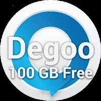 100GB Free Cloud Storage Degoo Apk