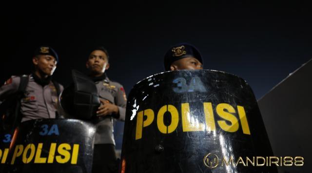 Pertandingan Bhayangkara FC Vs Persib akan dijaga ketat oleh kepolisian