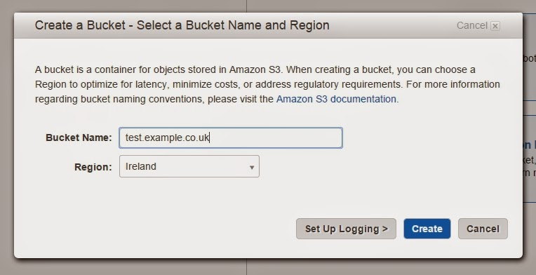 Aqueduct Tech Blog — Amazon Web Services (AWS) S3 with
