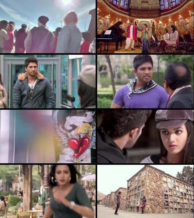 Dangerous Khiladi 2 (2014) Dual Audio 720p BluRay