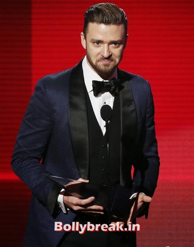 Justin Timberlake , American Music Awards 2013