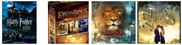Best Book to Movie adaptations