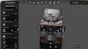 Truck - Freightliner FLB (1,26)