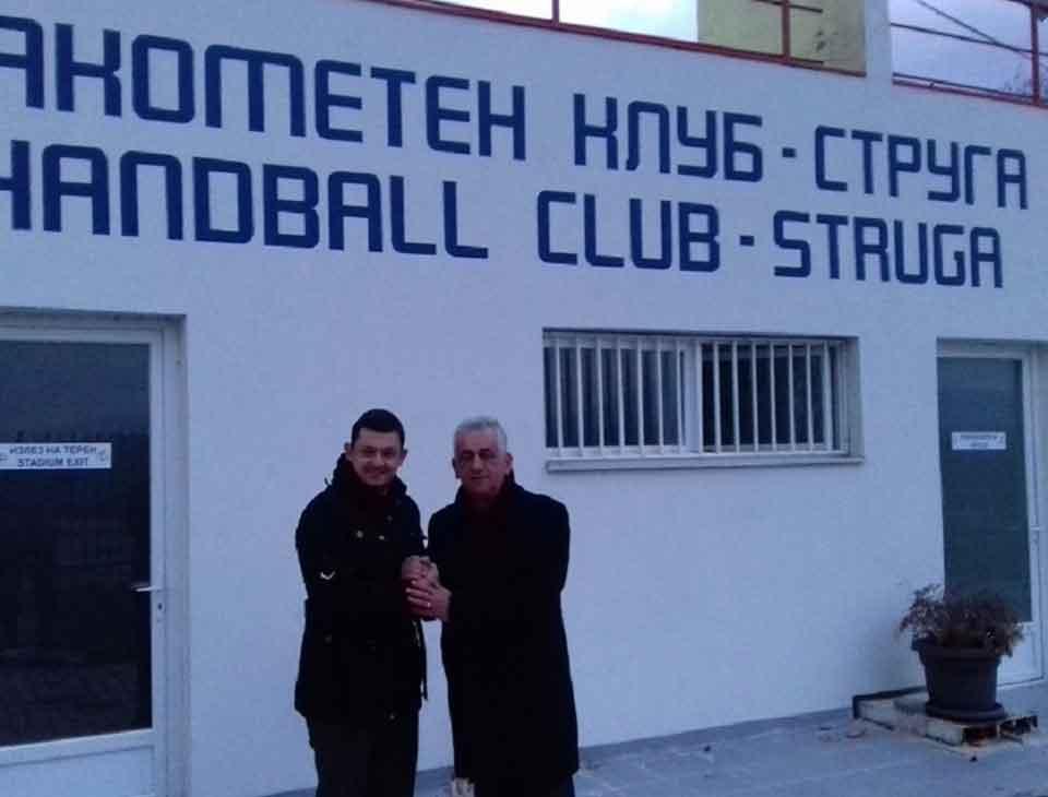 Handball: Ex-Nationalspieler Mojsoski wird Präsident und Sponsor von ...