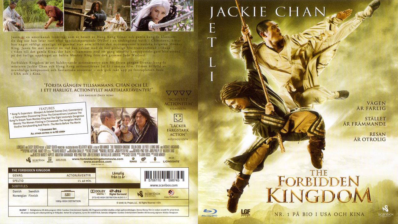 B Monkey Full Movie forbidden kingdom(The ...