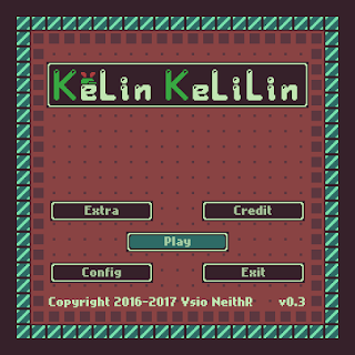 Kelin Kelilin - Title Screen