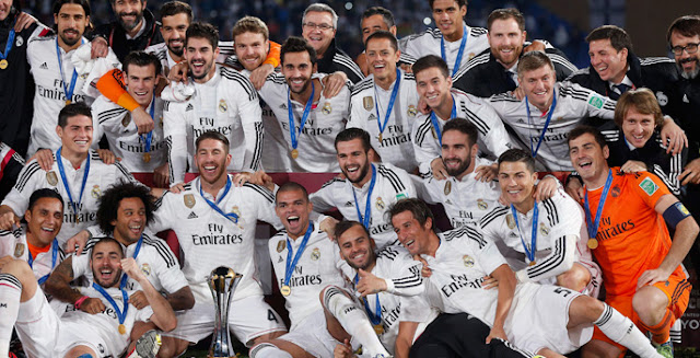 El Madrid, otra vez, club más valioso del mundo