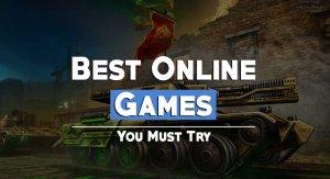 Top 5 Online Games (2018)
