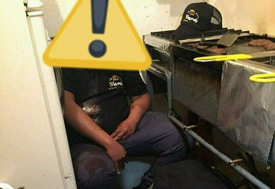 """Ataque a """"Mama Burguer"""" deja tres ejecutados en Puebla"""