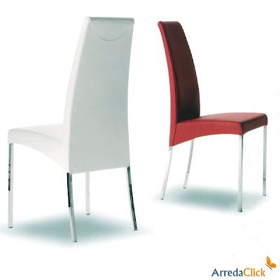 ArredaClick - Mobilier Italien: Chaises Design par ...