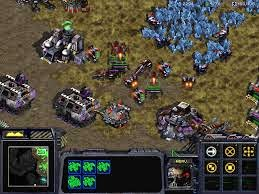 Starcraft Game Perang Strategi