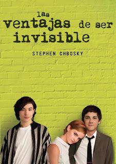 portada de el libro Las ventajas de ser invisible