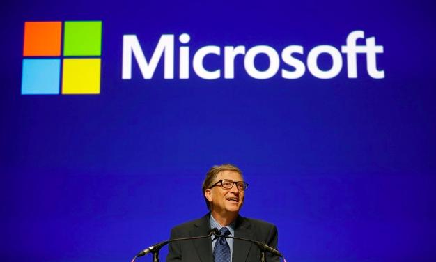 微軟40周年,比爾蓋茲給所有員工的一封信