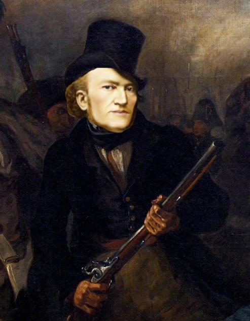 Richard Wagner Supreme Annihilator Of The German War Gods Think