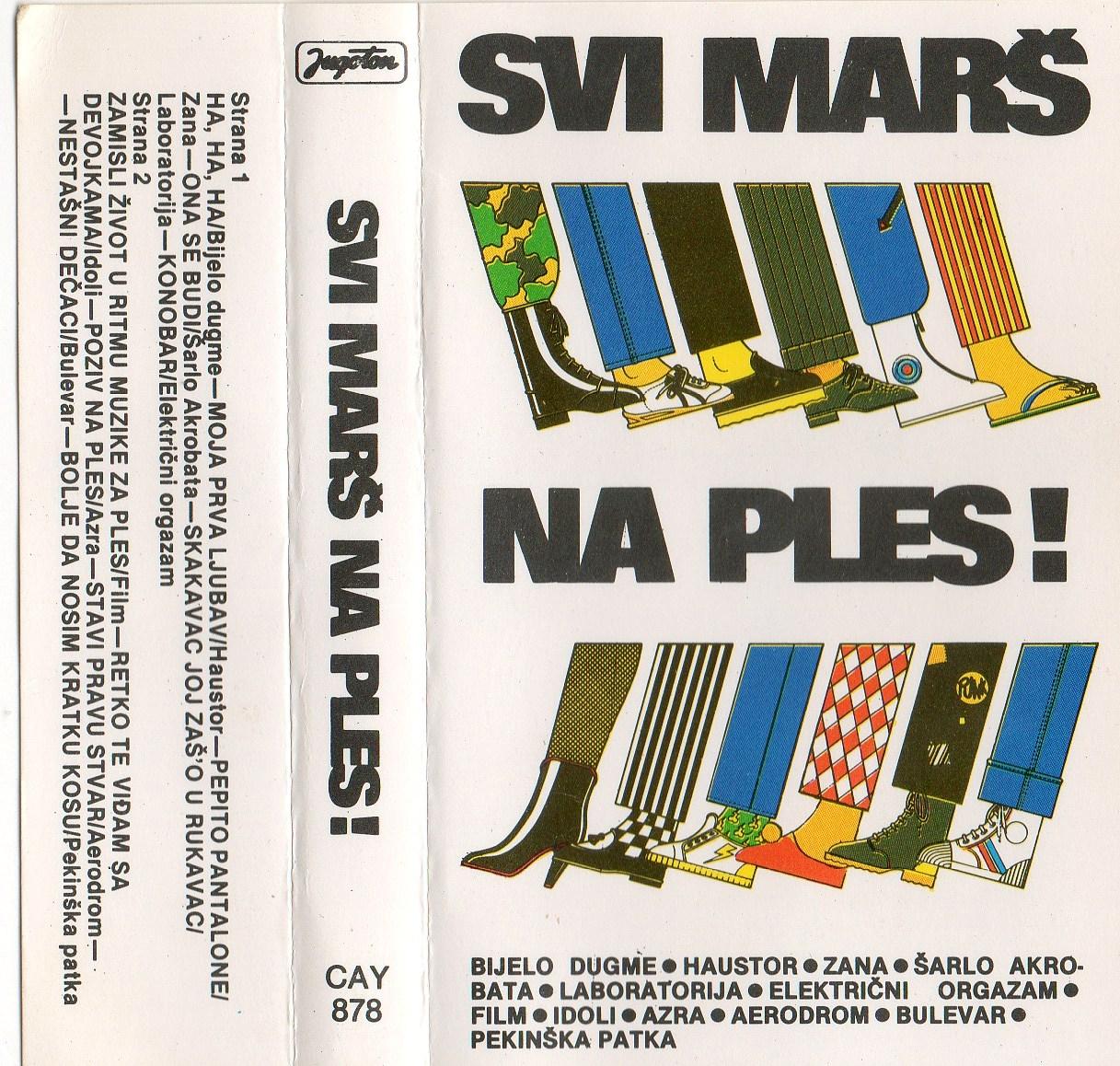 Muzika Komunika V A Svi Mar Na Ples 1980
