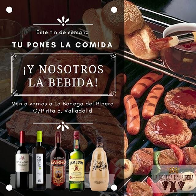 tienda de vinos en Valladolid cerveza chupitos alcohol fiestas