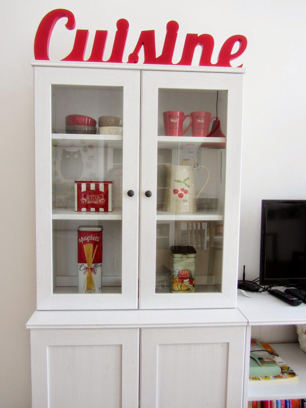 fusa u muffin my home tour with cuisines maison du monde. Black Bedroom Furniture Sets. Home Design Ideas