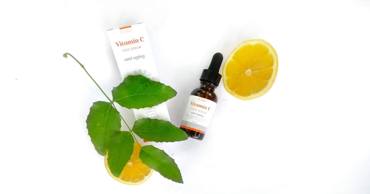 Dr Viton Vitamin C face serum