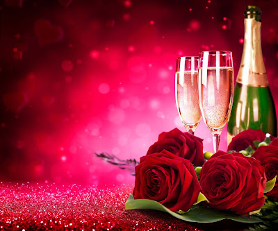 champagne-glasses-roses-ho-jaye-in-love-party