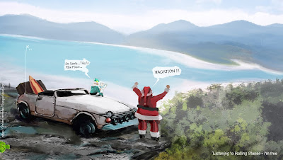 Santa's Roadtrip