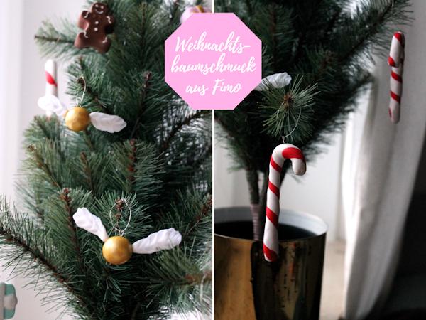 Weihnachtsbaumschmuck aus Fimo: Harry Potters Schnatz