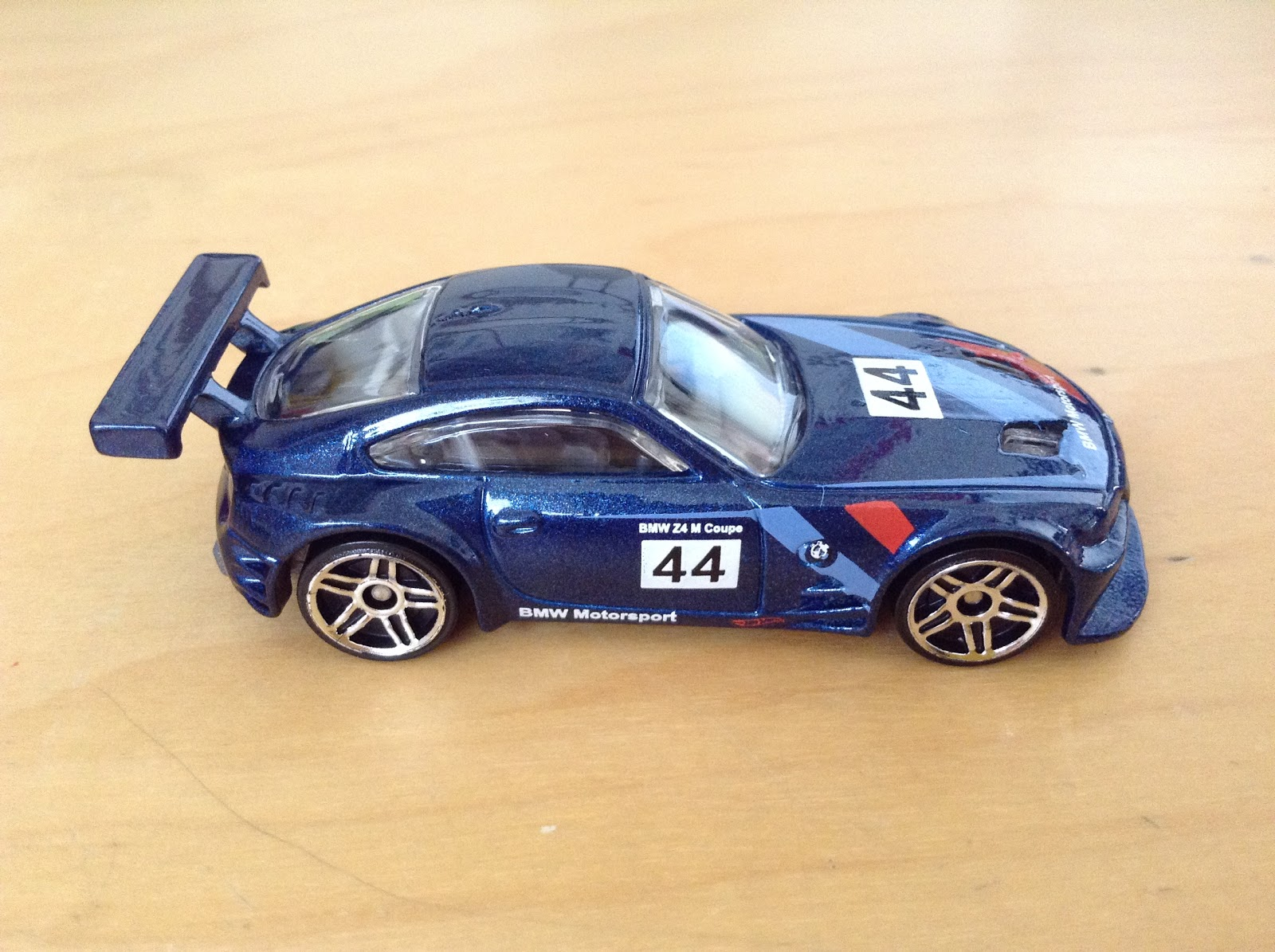 Julian S Hot Wheels Blog Bmw Z4 M Motorsport 2016 Bmw