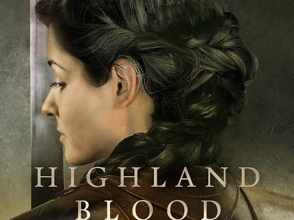 Cover Reveal: Highland Blood, The Celtic Blood Series II