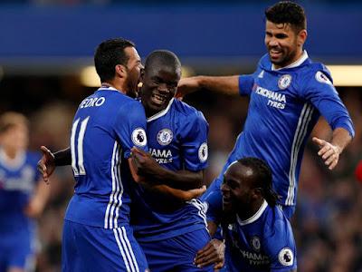 Situs Agen Bola Terbaik - Chelsea Raih Empat Kemenangan Beruntun Plus Clean Sheet Bukti Conte Lebih Baik Dari Mourinho