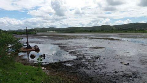 Povoado Bonsucesso, em Poço Redondo/SE, tem abastecimento comprometido por causa da redução da vazão do rio São Francisco