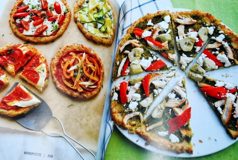 Bezpszenne pizze