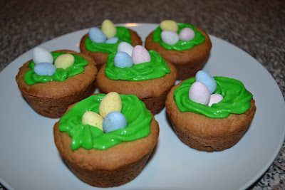 Simple Easter Craft + Dessert All In One