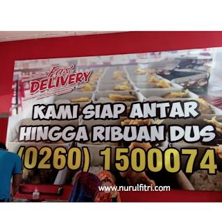 Layanan di Kedai Sambel Layah Subang