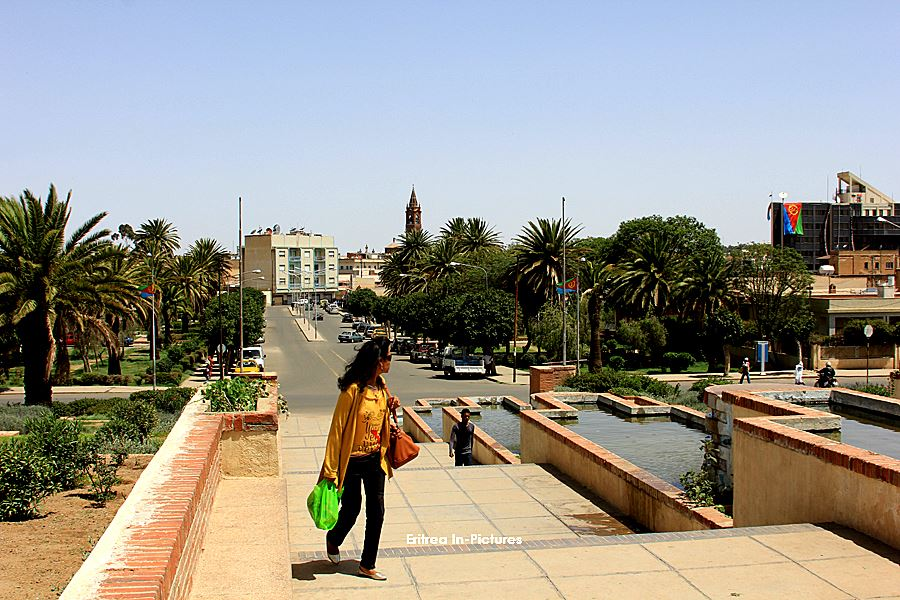Asmara: City of great impressions - Madote