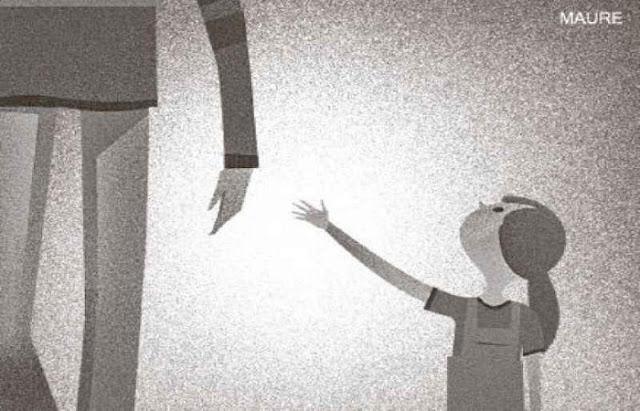Menino de 9 anos se recusa a roubar e é expulso de casa pela mãe