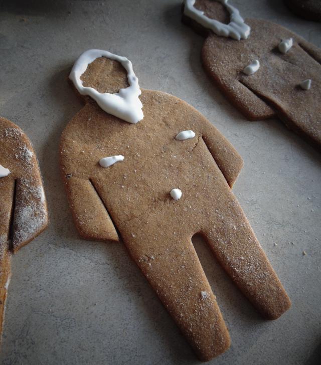The Naked Tanned Santa Incident - Nichola Battilana