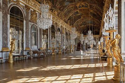 Versailles - Aynalar Gelerisi