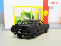 M2 Auto-Drivers Special Edition w/Frozen Black Pearl Finish - 1969 Chevrolet Camaro Z/28 RS