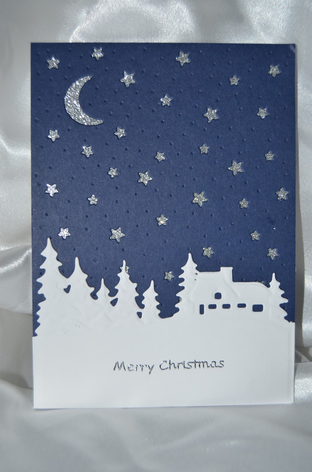 Joans Gardens Cards Featuring Sue Wilsons Christmas
