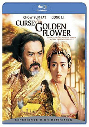Curse of the Golden Flower 2006 Hindi Dual Audio BRRip