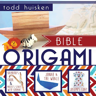 Heidi Reads... Bible Origami by Todd Huisken