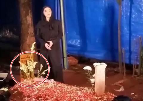 kuburan jupe angker