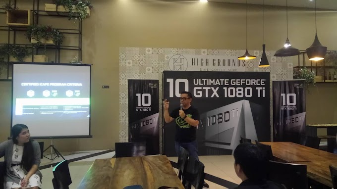 Nvidia Celebrates 250 Certified iCafes At High Grounds