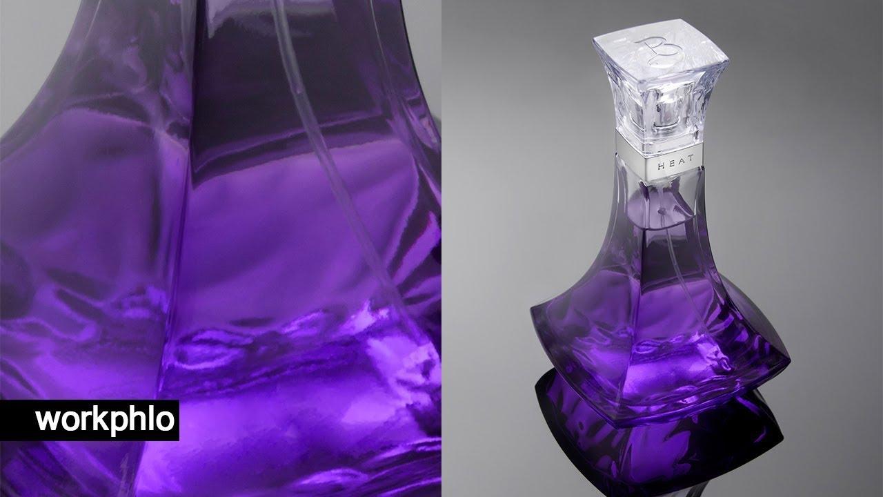 1 Light Tutorial: Studio Perfume Photography Breakdown