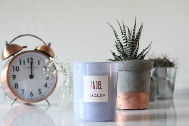 Thierry Mugler Angel Candle Review