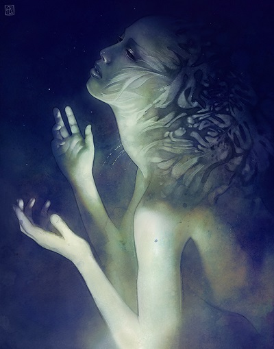 """Tigress"" por Anna Dittmann 