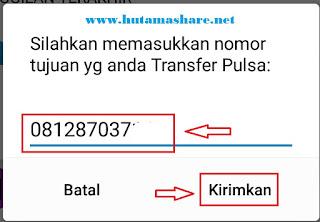 Cara Transfer Pulsa Simpati Telkomsel