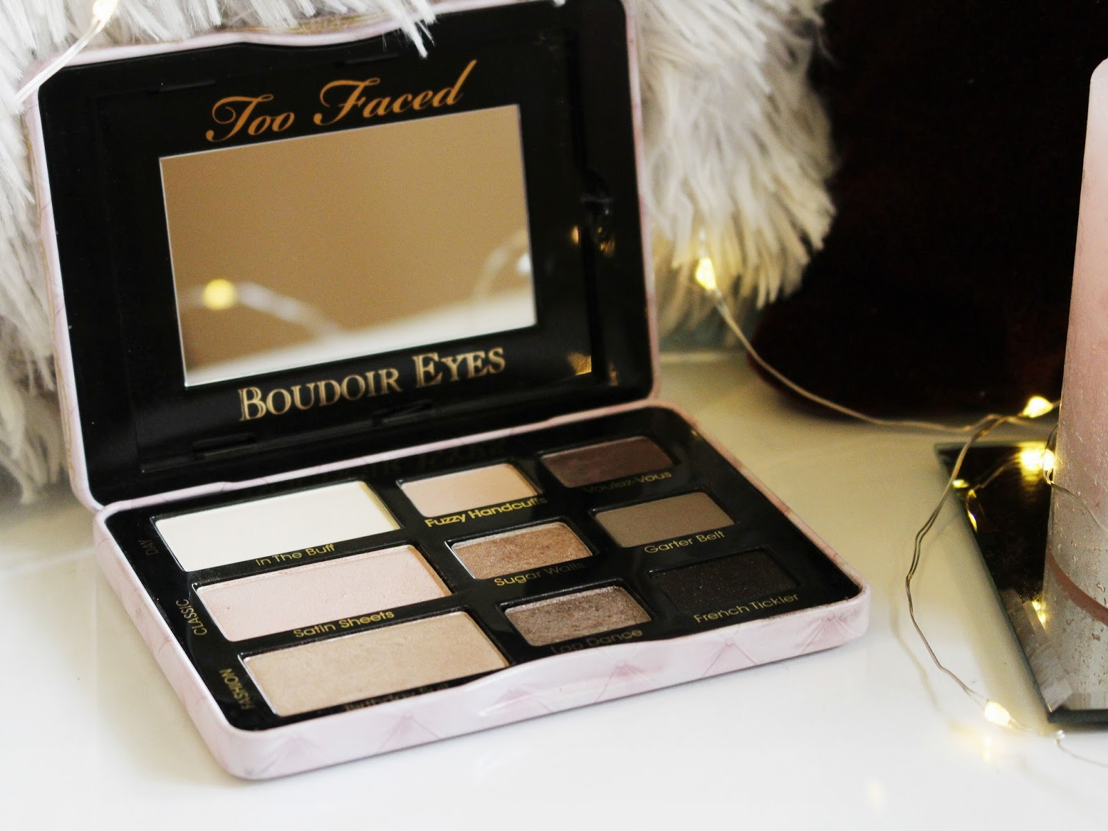 Túl a pasztellen Too Faced Boudoir Eyes