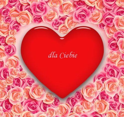 Kartka Walentynkowe