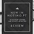 Mega Encomenda | Notino.pt | Review